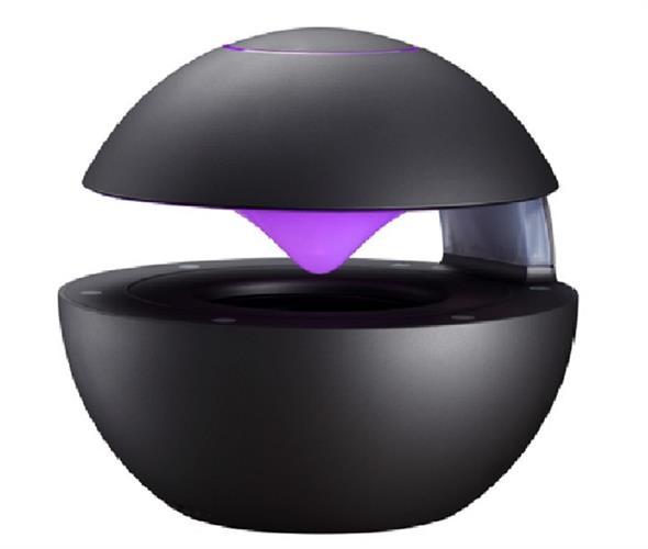דיבורית BT נטענת עם תאורת לד מתחלפת באיכות שמע גבוהה