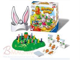Funny Bunny משחק חשיבה והגיון