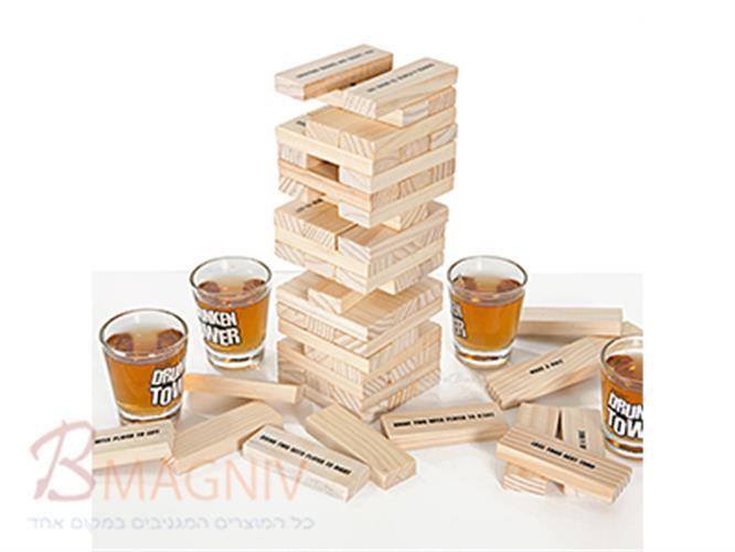 משחק שתייה - ג'נגה