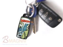 מחזיק מפתחות מאתר מפתחות בשריקה (זהו דגם חדש בעל צליל חזק במיוחד)  מי לא קרה לו שבדיוק ביום שהייתה לו פגישה חשובה לא מצא את המפתחות שלו הפך את הבית ואז כבר מאוחר מידי....