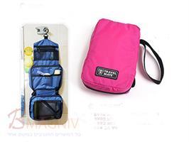 תיק רחצה קטן Travel Mate נוסעים לטיול צריכים תיק רחצה קומפטי ונוח?