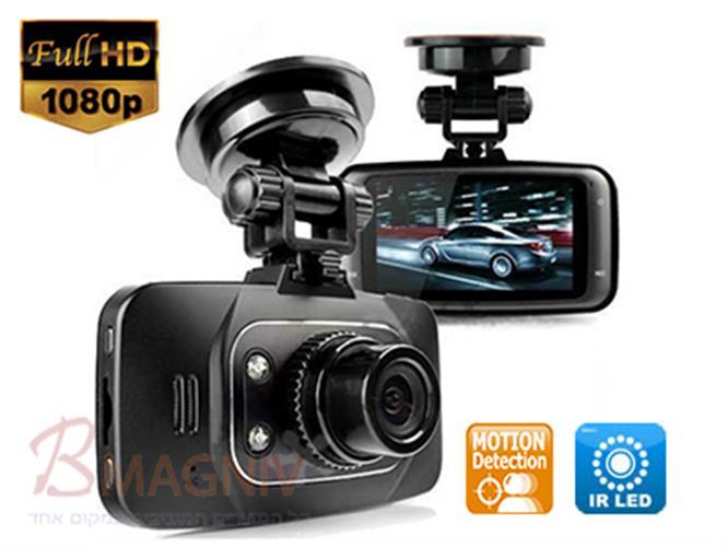 מצלמה לרכב HD1080P מדגם GS8000L