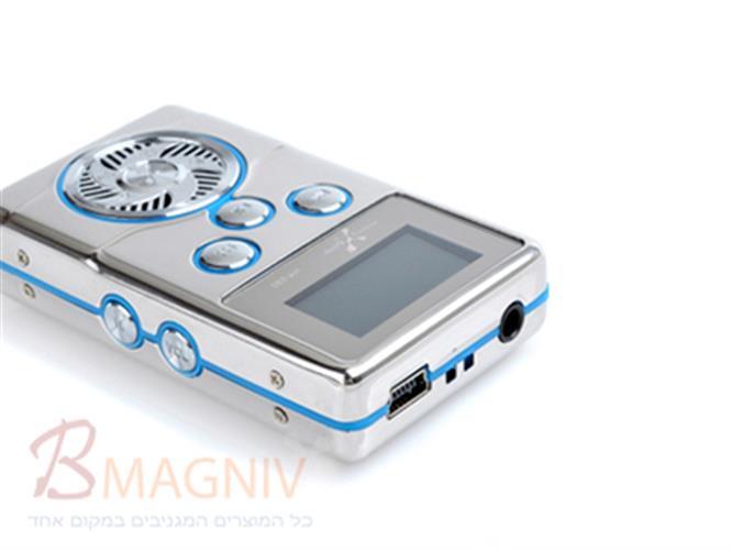 נגן  4G MP3 עם רמקול ורדיו