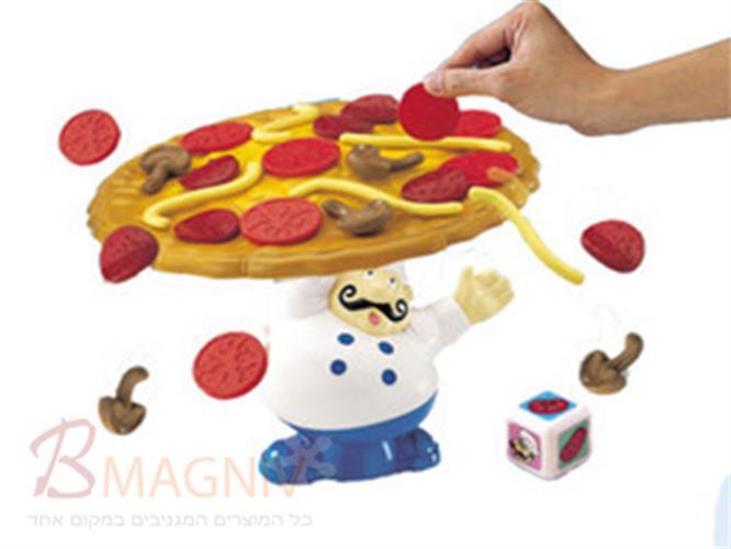 משחק שיווי פיצה שווי משקל