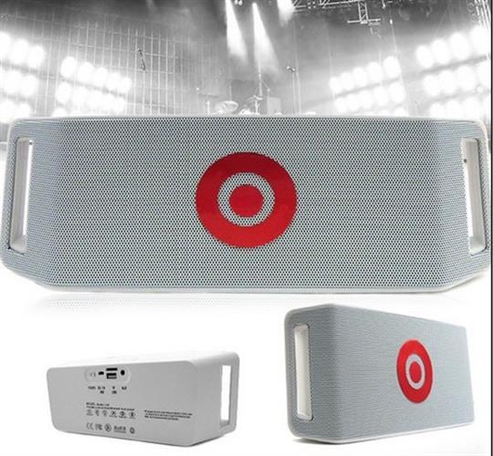 רמקול BT BOX 818 עם רדיו FM דיבורית ו MP3