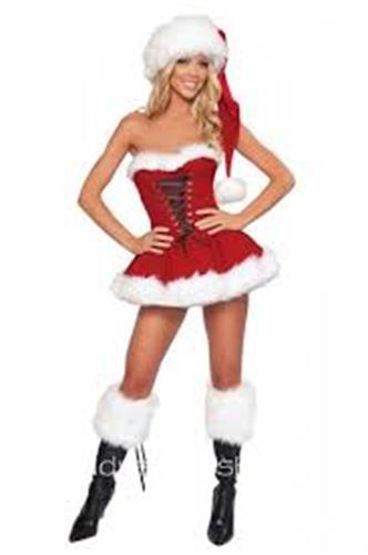 תחפושת אשת סנטה