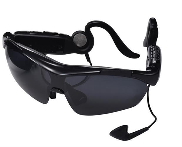 משקפי שמש בלוטוס בעל מנגנון Touch