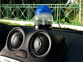 מטהר אוויר לרכב לניטרול ריחות Pro-Aqua